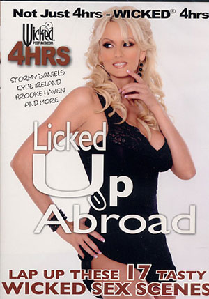 Licked Up Abroad