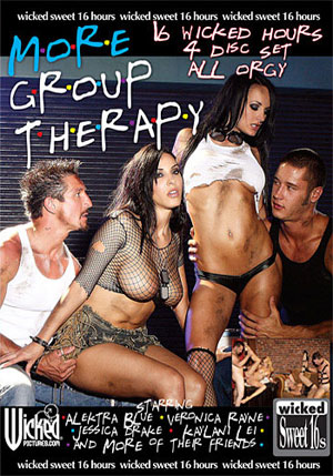 More Group Therapy (4 Disc Set)