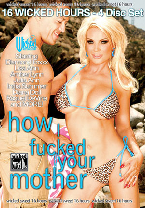 How I Fucked Your Mother (4 Disc Set)