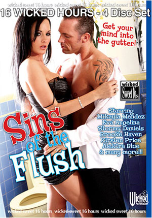 Sins Of The Flush (4 Disc Set)