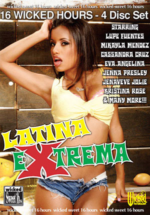 Latina Extrema (4 Disc Set)