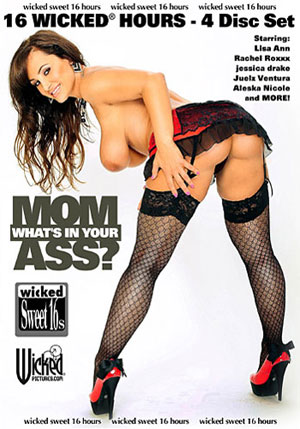Mom What's In Your Ass? (4 Disc Set)