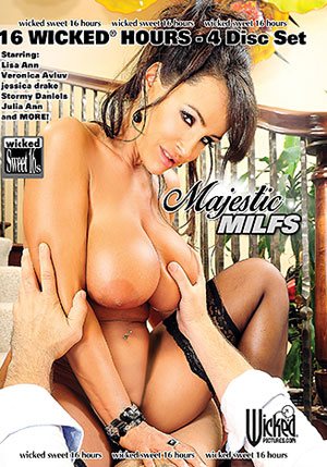 Majestic MILFs (4 Disc Set)