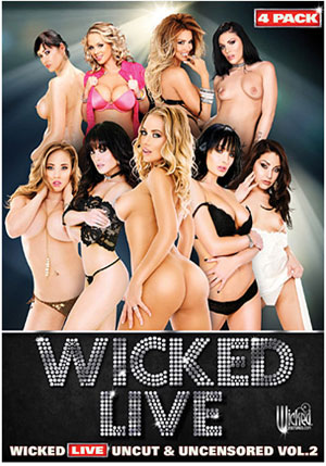 Wicked Live Uncut & Uncensored 2 (4 Disc Set)