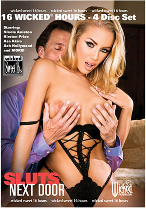 Sluts Next Door (4 Disc Set)