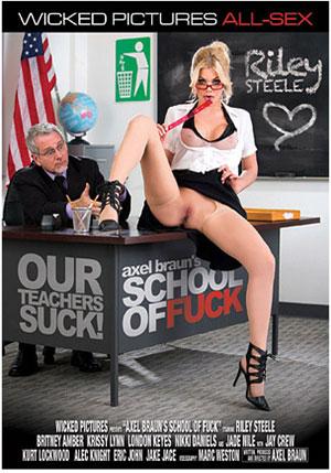 Axel Braun's School Of Fuck
