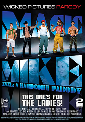 Magic Mike XXXL: A Hardcore Parody ^stb;2 Disc Set^sta;
