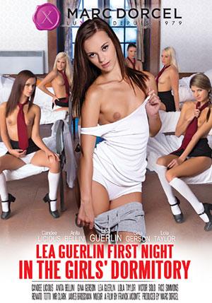 Lea Guerlin Firlst Night In The Girls' Dormitory