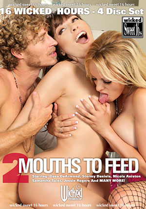 2 Mouths To Feed (4 Disc Set)