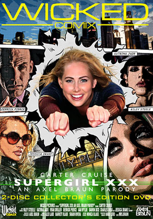 Supergirl XXX: An Axel Braun Parody ^stb;2 Disc Set^sta;