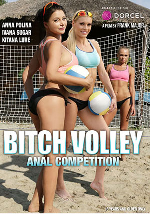 Bitch Volley Anal Competition