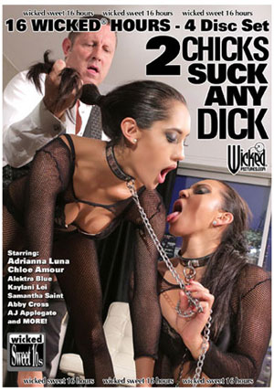 2 Chicks Suck Any Dick (4 Disc Set)