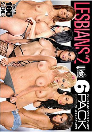 Lesbians 2 (6 Disc Set)