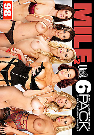 MILF 6 Pack 2 (6 Disc Set)