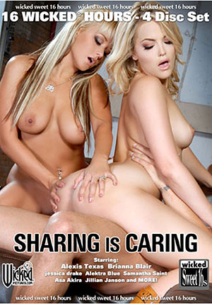 Sharing Is Caring (4 Disc Set)