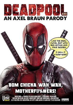 Deadpool XXX: An Axel Braun Parody (2 Disc Set)