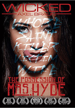 The Possession Of Mrs. Hyde (2 Disc Set)