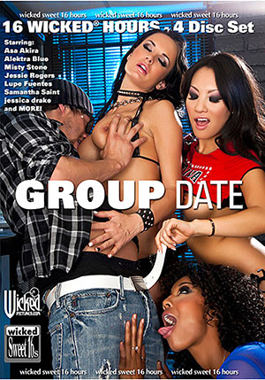 Group Date (4 Disc Set)