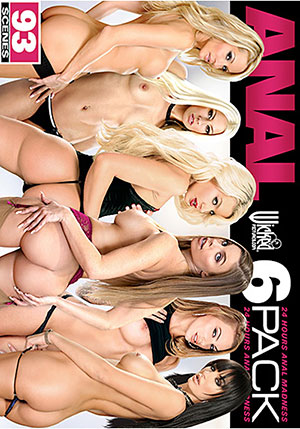 Anal 6 Pack (6 Disc Set)