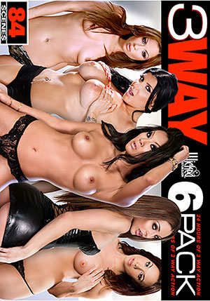 3 Way 6 Pack (6 Disc Set)