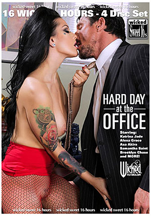 Hard Day At The Office (4 Disc Set)