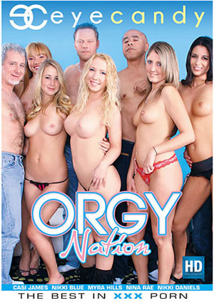 Orgy Nation 1