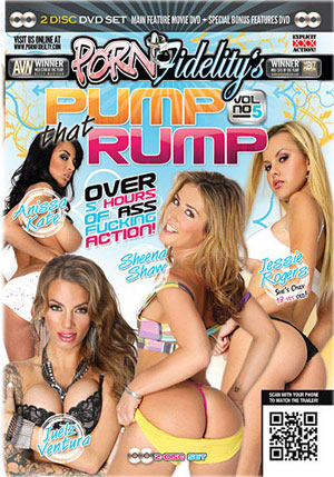 Pump That Rump 5 (2 Disc Set)