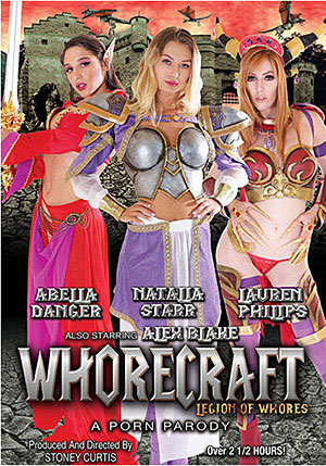 Whorecraft Legion of Whores: A Porn Parody