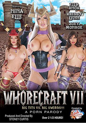Whorecraft 7: Big Tits Vs. Big Swords
