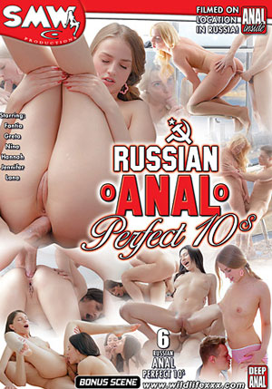 Russian Anal Perfect 10s