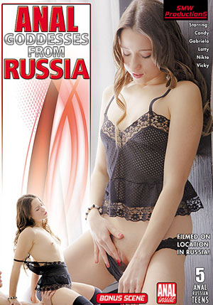 Anal Goddesses From Russia