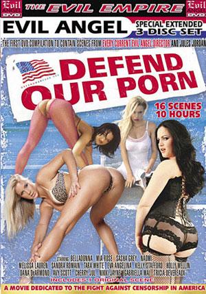 Defend Our Porn (3 Disc Set)