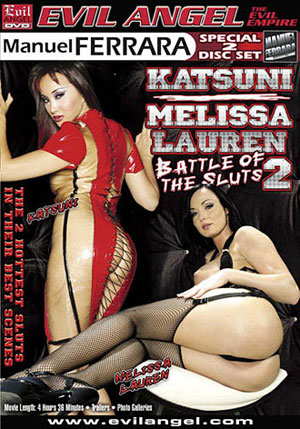 Battle Of The Sluts 2: Katsuni / Melissa Lauren (2 Disc Set)