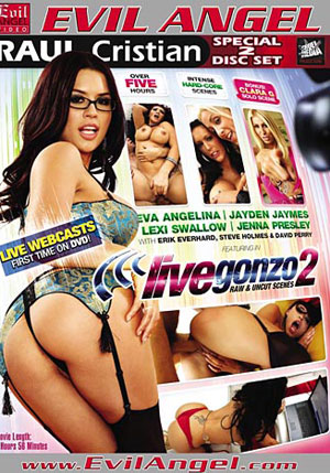 Live Gonzo 2: Raw & Uncut Scenes (2 Disc Set)