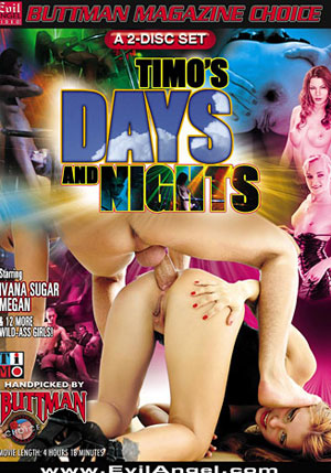 Timo's Days And Nights (2 Disc Set)