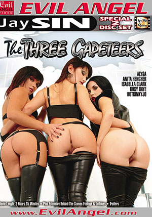 The Three Gapeteers ^stb;2 Disc set^sta;