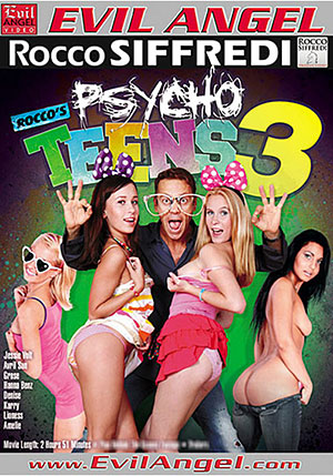 Rocco^ste;s Psycho Teens 3