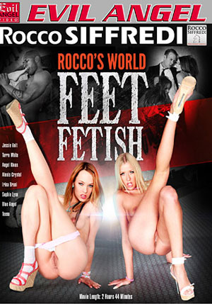 Rocco's World Feet Fetish