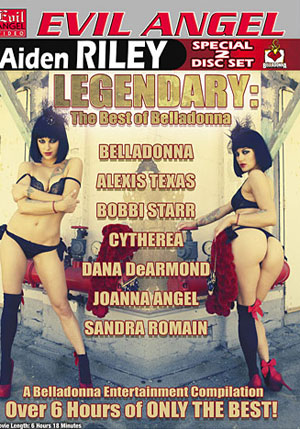 Legendary: The Best Of Belladonna (2 Disc Set)
