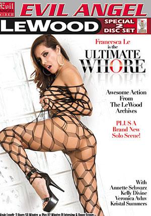 Francesca Le Is The Ultimate Whore (2 Disc Set)