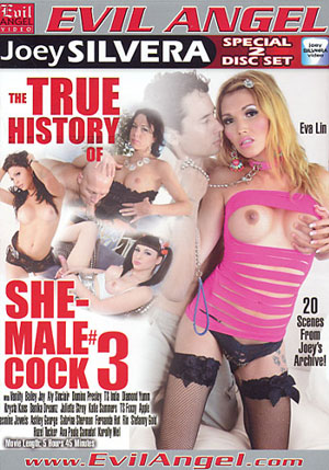 The True History Of She-Male Cock 3 (2 Disc Set)