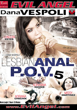 Lesbian Anal P.O.V. 5