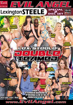 Lex Steele: Double Teamed (2 Disc Set)