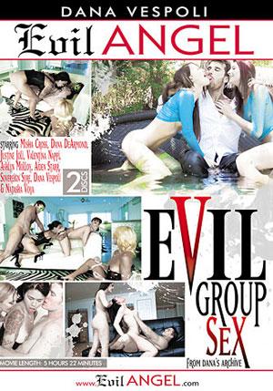 Evil Group Sex (2 Disc Set)