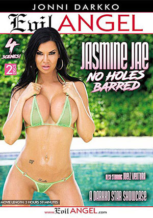 Jasmine Jae No Holes Barred (2 Disc Set)