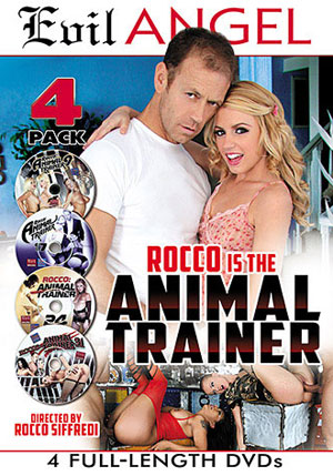Rocco Is The Animal Trainer (4 Disc Set)