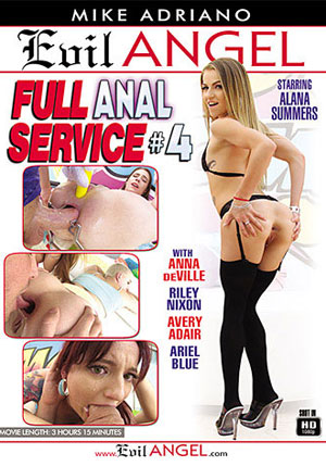 Full Anal Service 4
