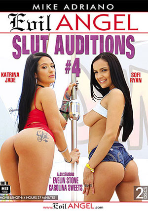 Slut Auditions 4 (2 Disc Set)