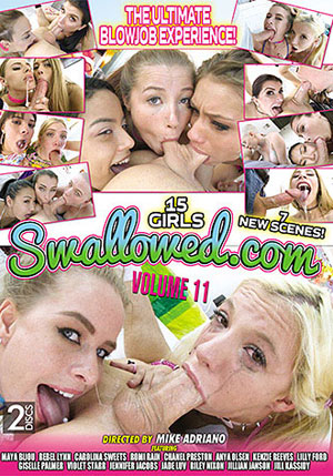 Swallowed.com 11 ^stb;2 Disc Set^sta;