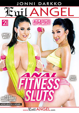 Anal Fitness Sluts (2 Disc Set)